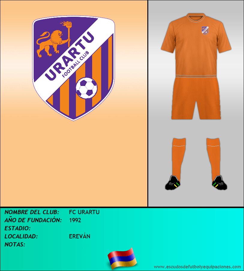 Escudo de FC URARTU