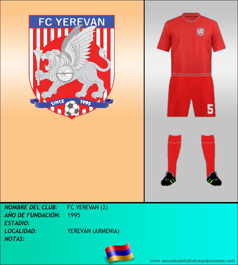 Escudo de FC YEREVAN (2)
