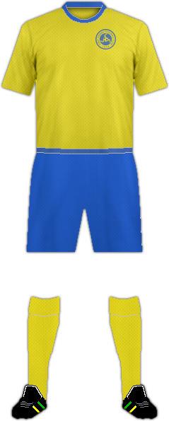 Equipación FIRST VIENNA FC