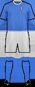 Equipación FC LUSTENAU