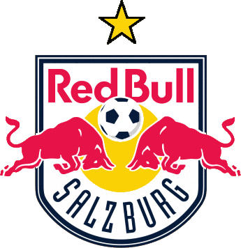 Escudo de FC RED BULL SALZBURG (AUSTRIA)