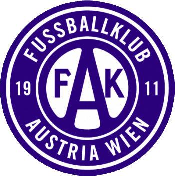 Escudo de FK AUSTRIA DE VIENA (AUSTRIA)