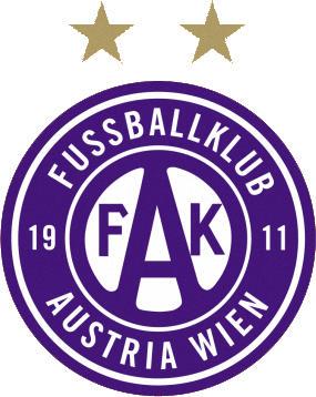 Escudo de FK AUSTRIA WIEN (AUSTRIA)