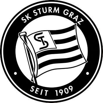 Escudo de SK STURM GRAZ (AUSTRIA)