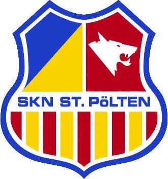 Escudo de SKN ST. PÖLTEN (AUSTRIA)