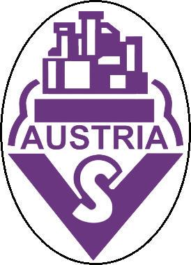 Escudo de SV AUSTRIA SALZBURGO (AUSTRIA)
