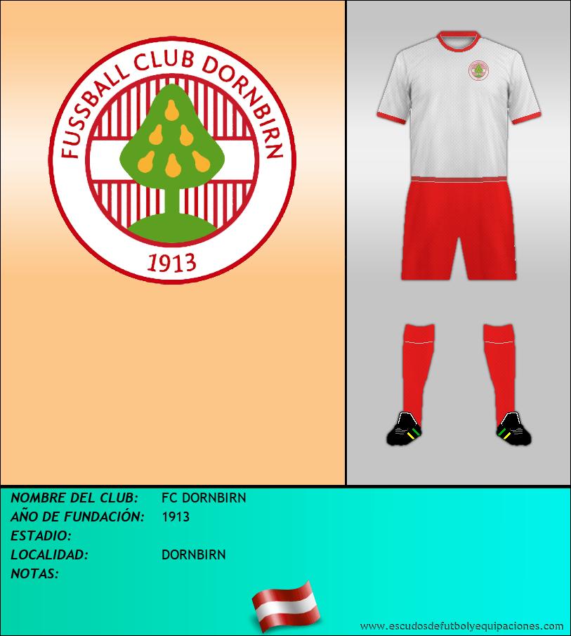 Escudo de FC DORNBIRN