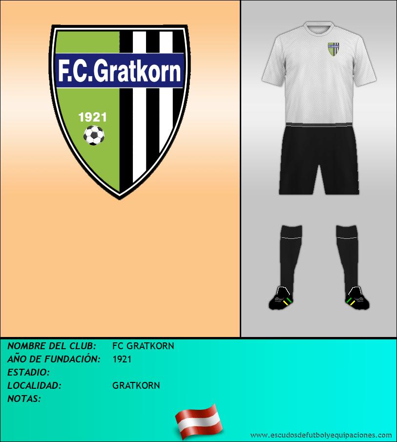 Escudo de FC GRATKORN