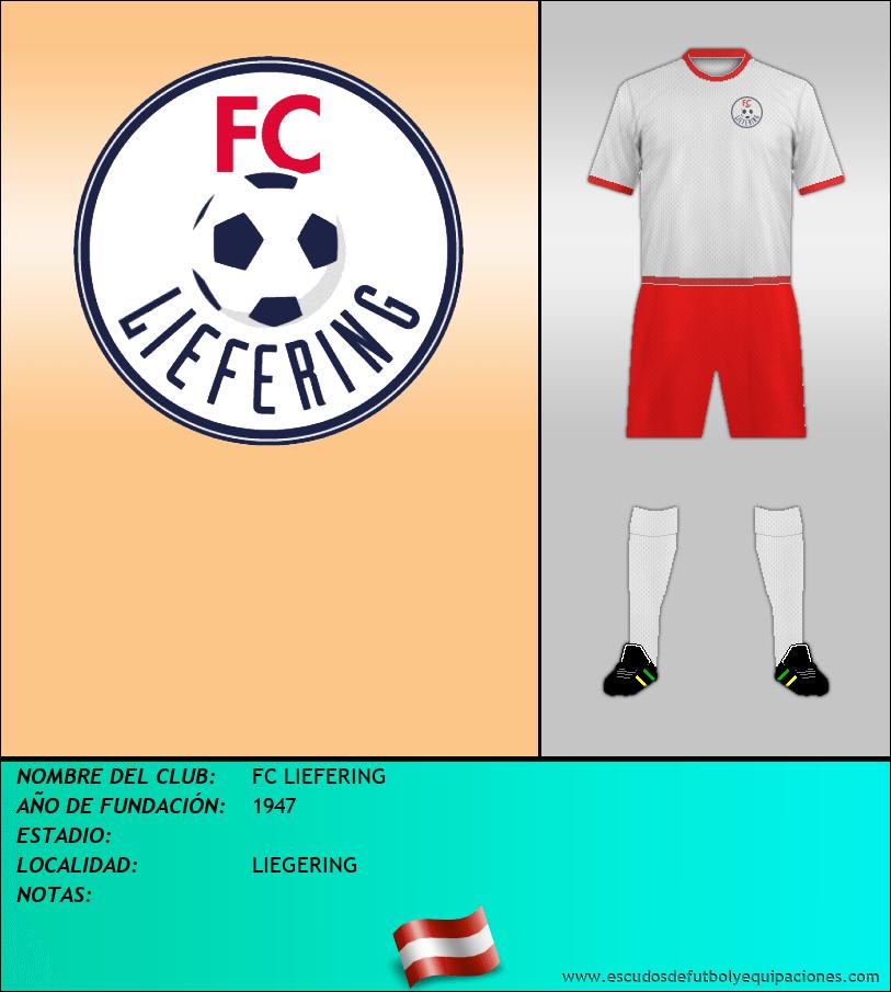 Escudo de FC LIEFERING