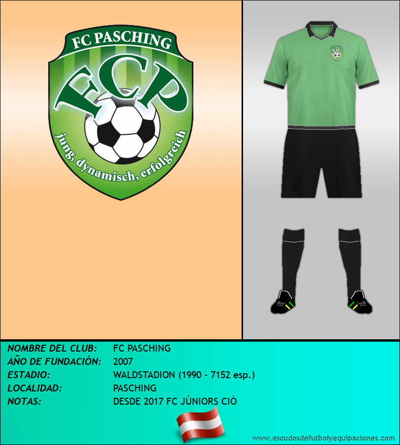 Escudo de FC PASCHING