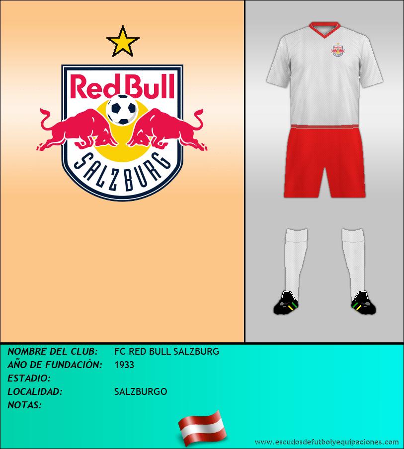 Escudo de FC RED BULL SALZBURG