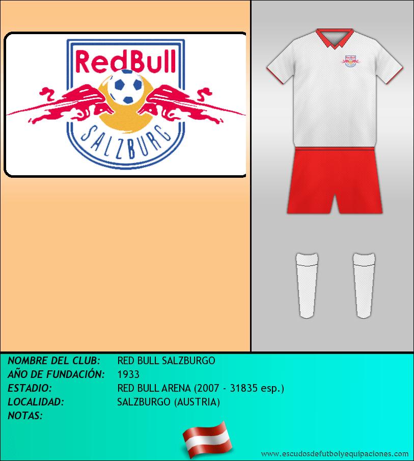 Escudo de RED BULL SALZBURGO