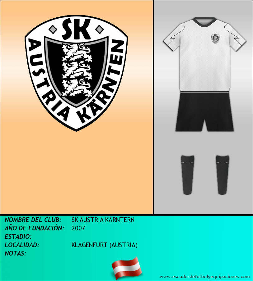 Escudo de SK AUSTRIA KARNTERN