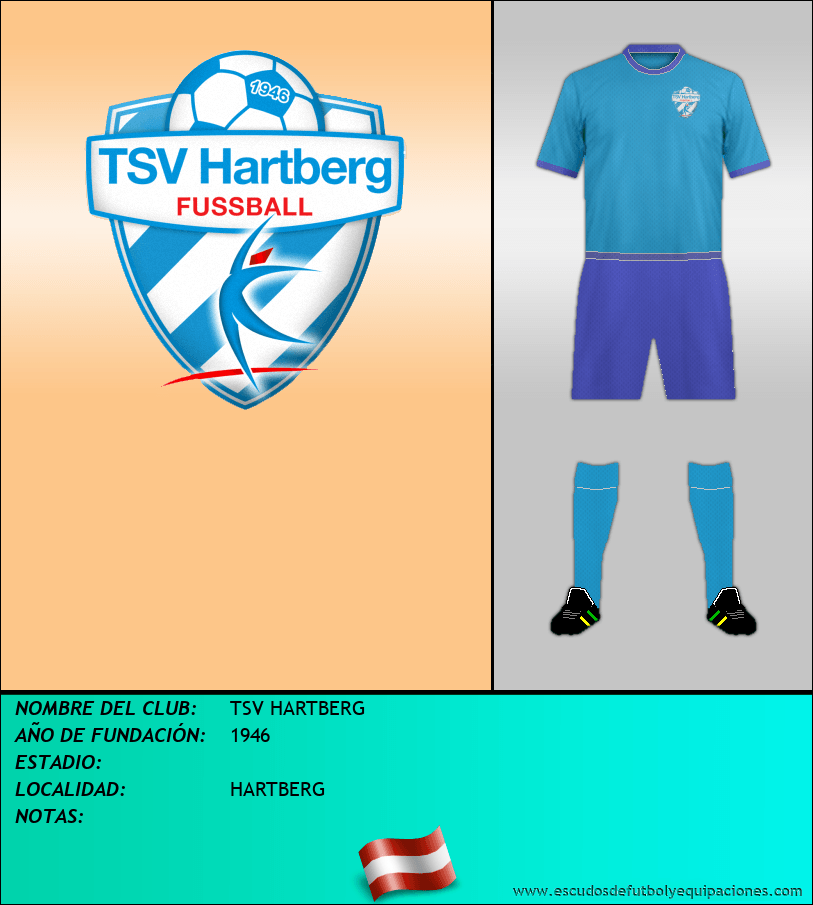 Escudo de TSV HARTBERG