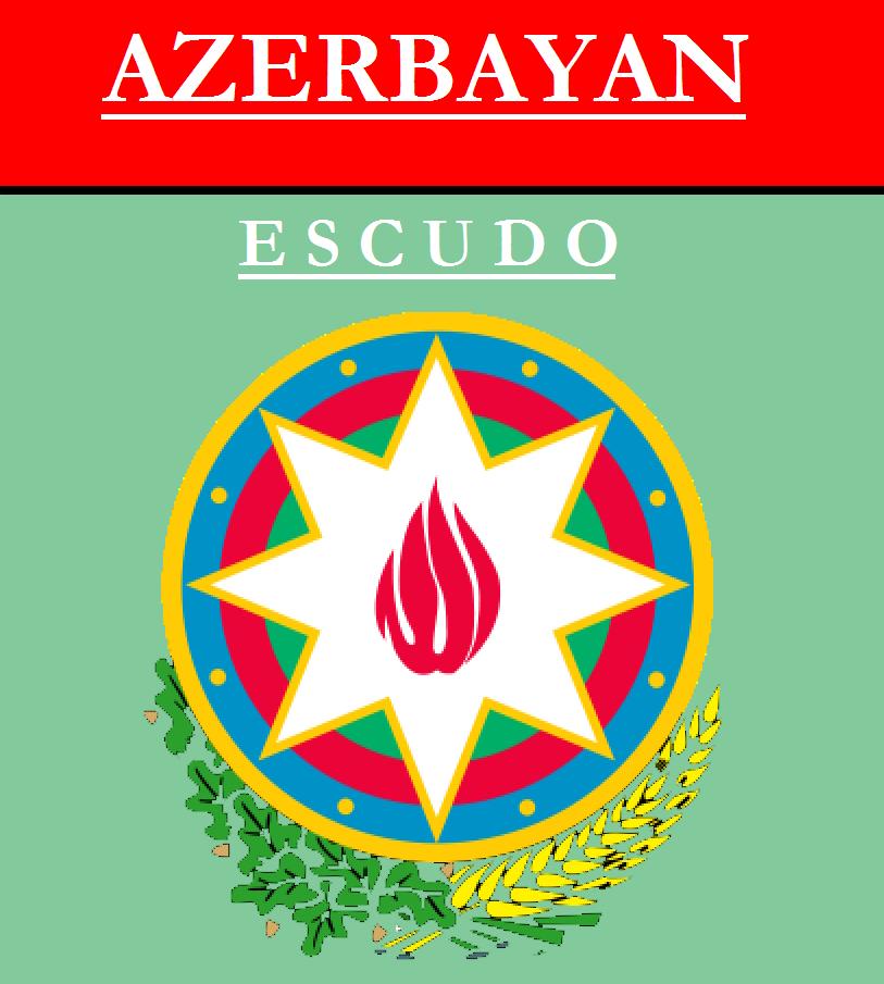 Escudo de ESCUDO DE AZERBAIYÁN