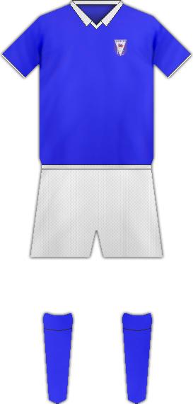 Equipación AMMK FC