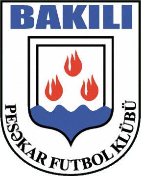 Escudo de BAKILI BAKU (AZERBAIYÁN)