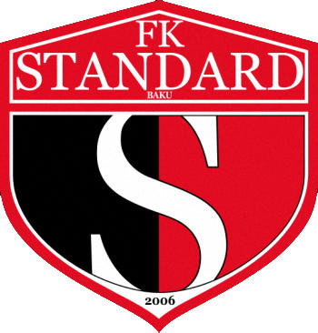 Escudo de FK STANDARD DE BAKU (AZERBAIYÁN)