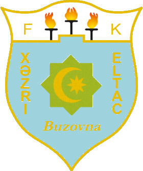 Escudo de FK XAZRI (AZERBAIYÁN)