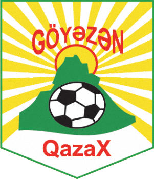 Escudo de GÖYAZAN QAZAX (AZERBAIYÁN)