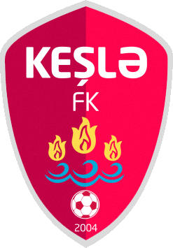Escudo de KESLA FK (AZERBAIYÁN)