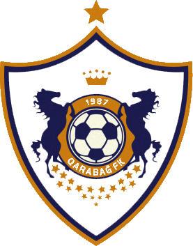 Escudo de QARABAG FK (AZERBAIYÁN)