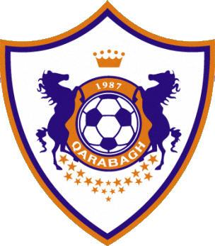 Escudo de QARABAGH FK (AZERBAIYÁN)