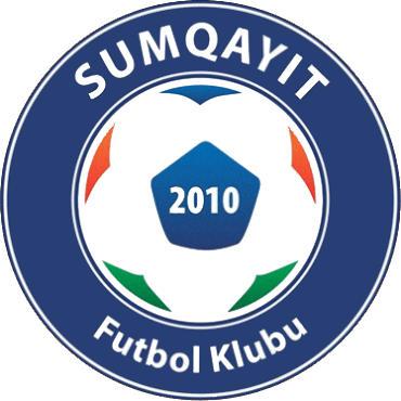 Escudo de SUMQAYIT FK HASTA 2018 (AZERBAIYÁN)