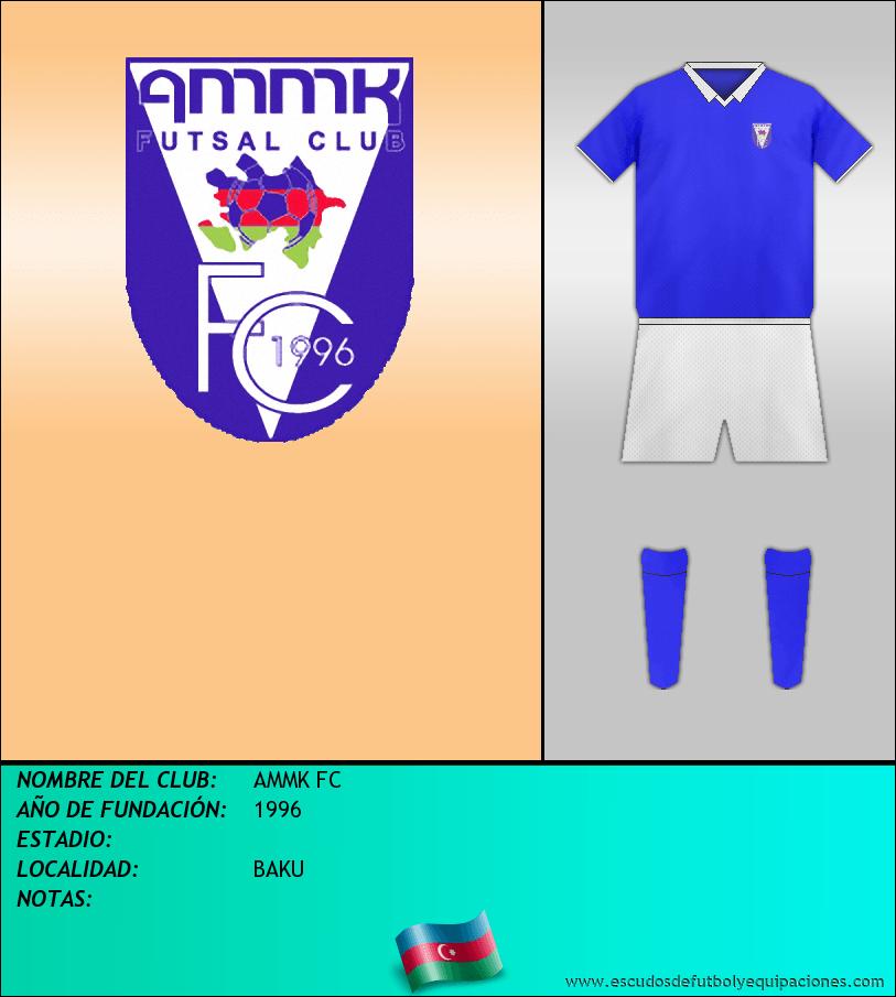 Escudo de AMMK FC