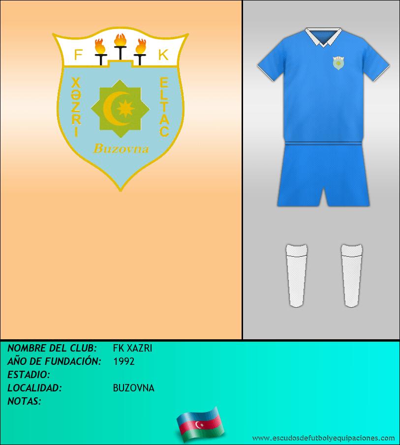 Escudo de FK XAZRI
