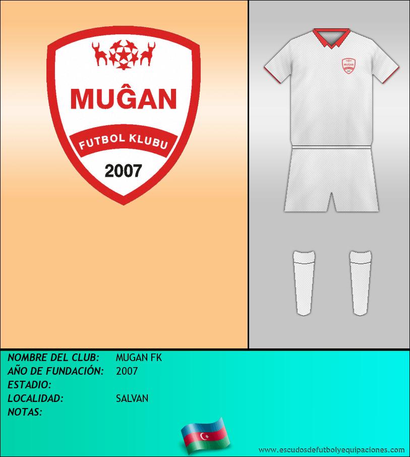 Escudo de MUGAN FK