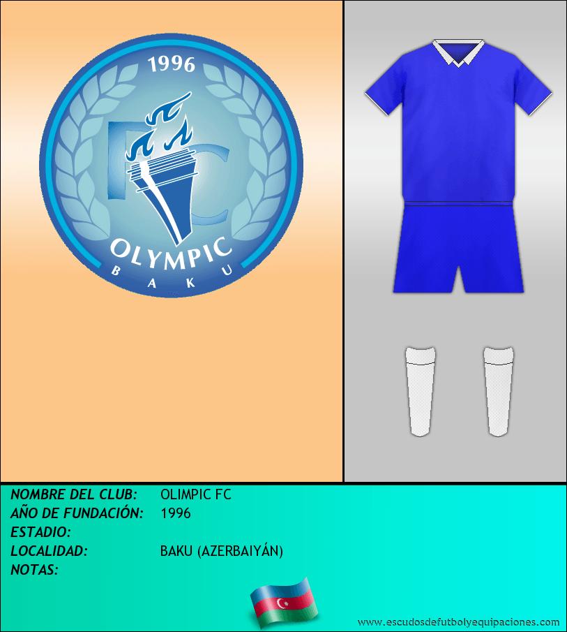 Escudo de OLIMPIC FC