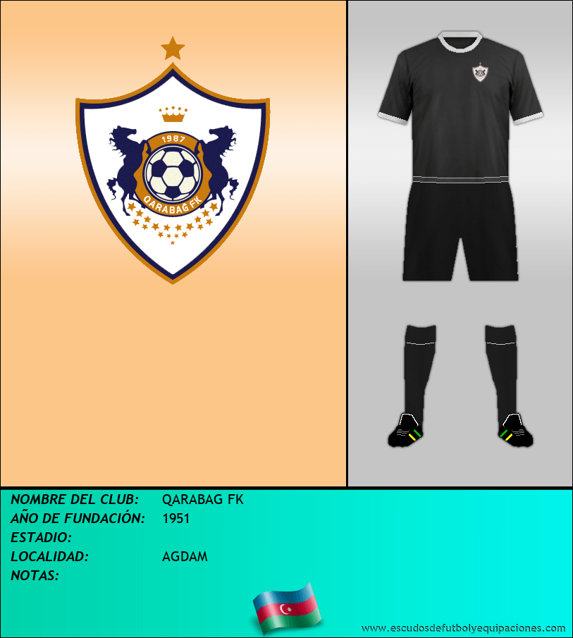 Escudo de QARABAG FK