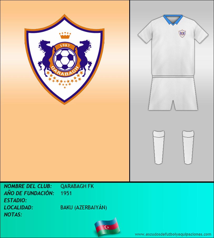 Escudo de QARABAGH FK