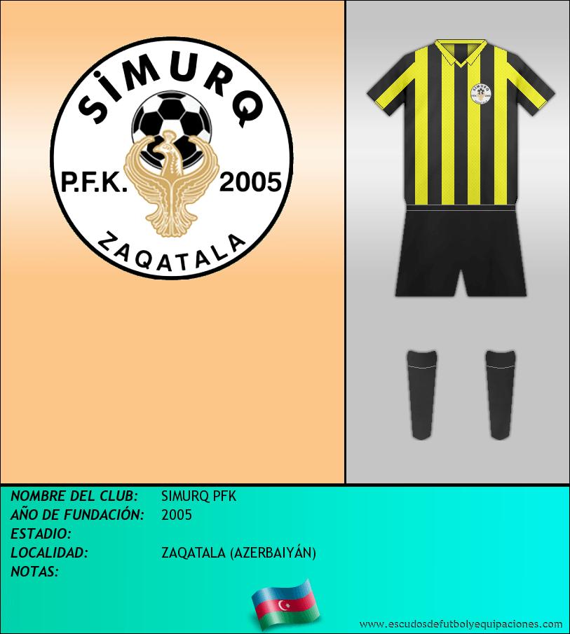 Escudo de SIMURQ PFK