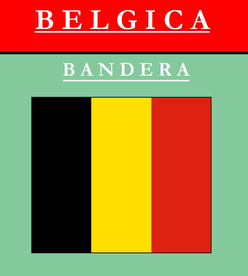 Escudo de BANDERA DE BÉLGICA