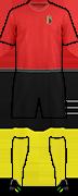Camiseta 03-1 SELECCIÓN DE BÉLGICA