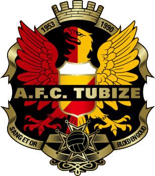 Escudo de AFC TUBIZE (BÉLGICA)