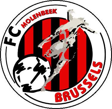 Escudo de F.C. MOLENBEEK BRUSSELS (BÉLGICA)