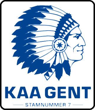 Escudo de K.A.A. GENT (2) (BÉLGICA)