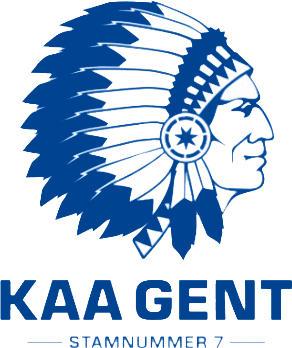 Escudo de K.A.A. GENT (BÉLGICA)