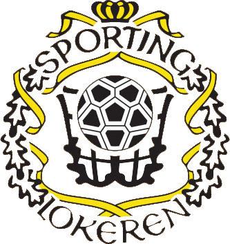 Escudo de KSC LOKEREN (BÉLGICA)