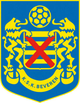 Escudo de KSK BEVEREN (BÉLGICA)