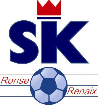 Escudo de KSK RONSE (BÉLGICA)