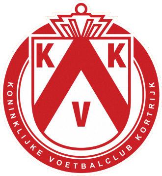 Escudo de KV KORTRIJK (BÉLGICA)