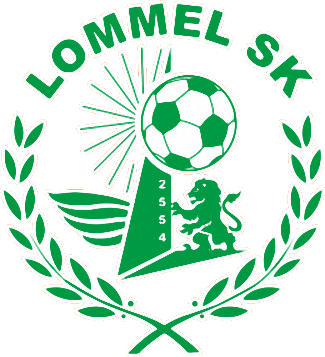 Escudo de LOMMEL SK (BÉLGICA)
