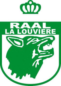 Escudo de R.A.A.L. LA LOUVIERE (BÉLGICA)