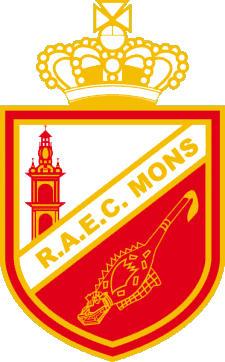 Escudo de R.A.E.C. MONS (BÉLGICA)