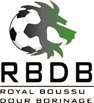 Escudo de ROYAL BOUSSU DOUR BORINAGE (BÉLGICA)