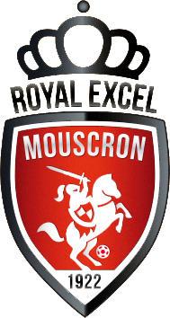 Escudo de ROYAL EXCEL MOUSCRON (BÉLGICA)